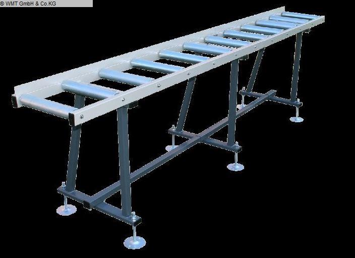 gebrauchte Sägen Rollenbahnen / Anschlag-Systeme WMT R 3000