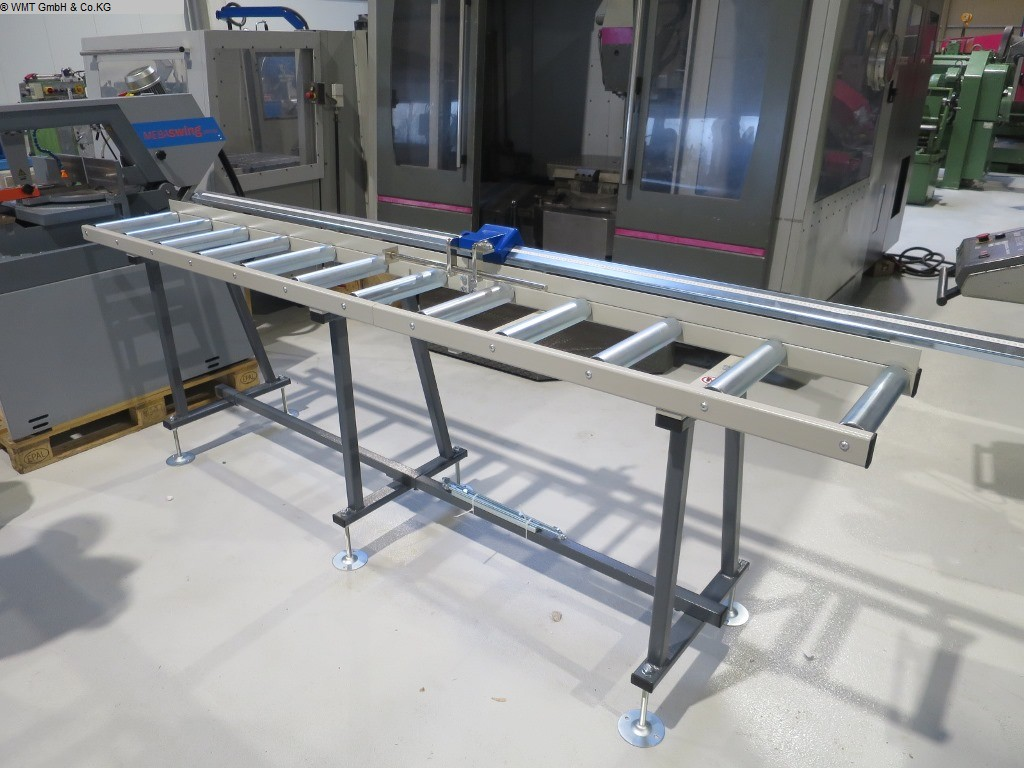 used Saws Roller tracks / stop systems WMT R-A 3000