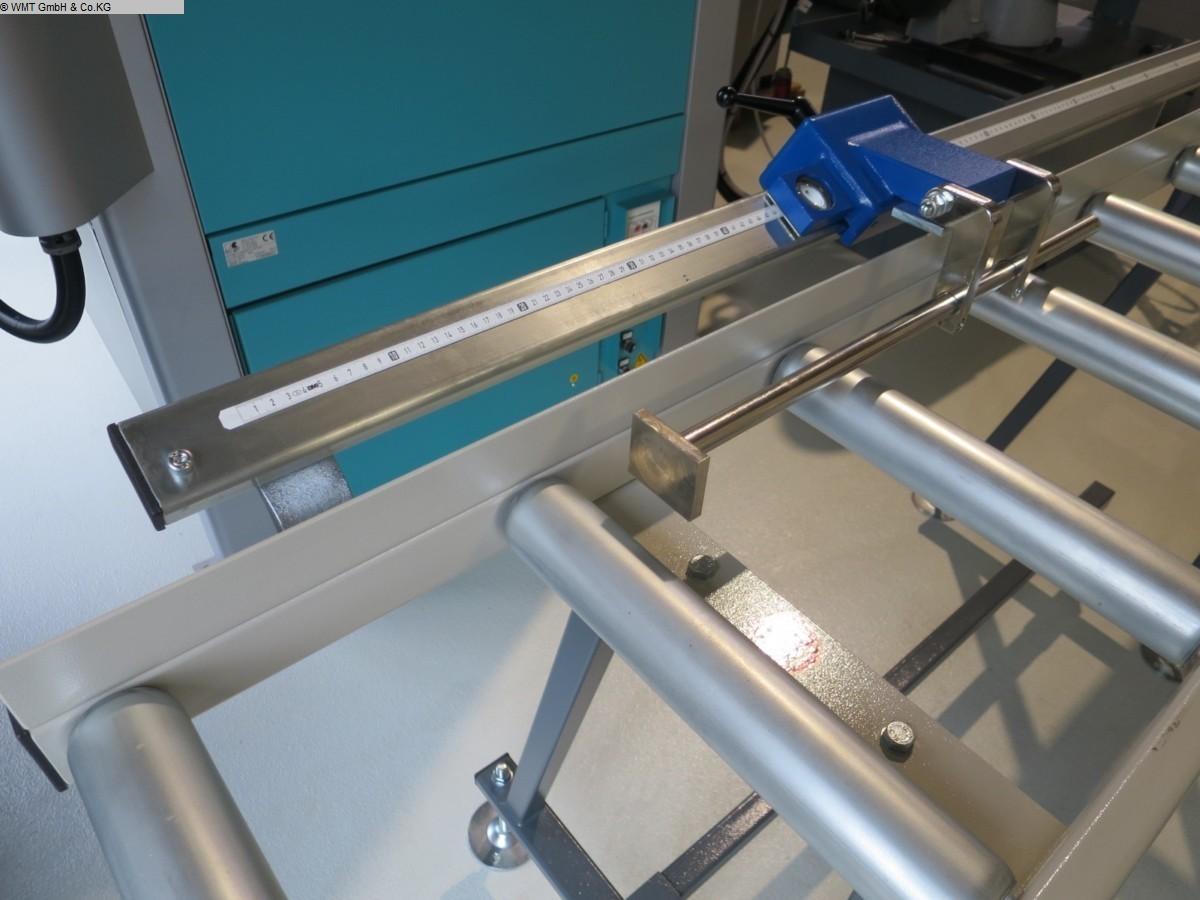 Sierras de rodillos / sistemas de parada usados WMT LA 4000