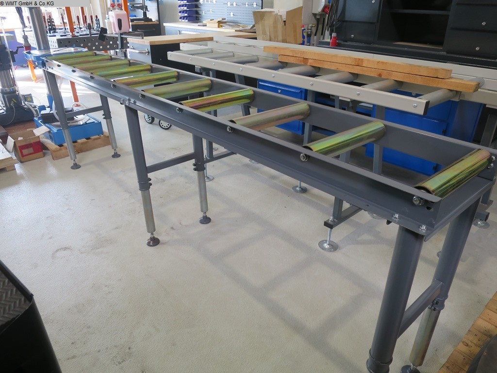 used Saws Roller tracks / stop systems WMT 3000/360/Anschlag