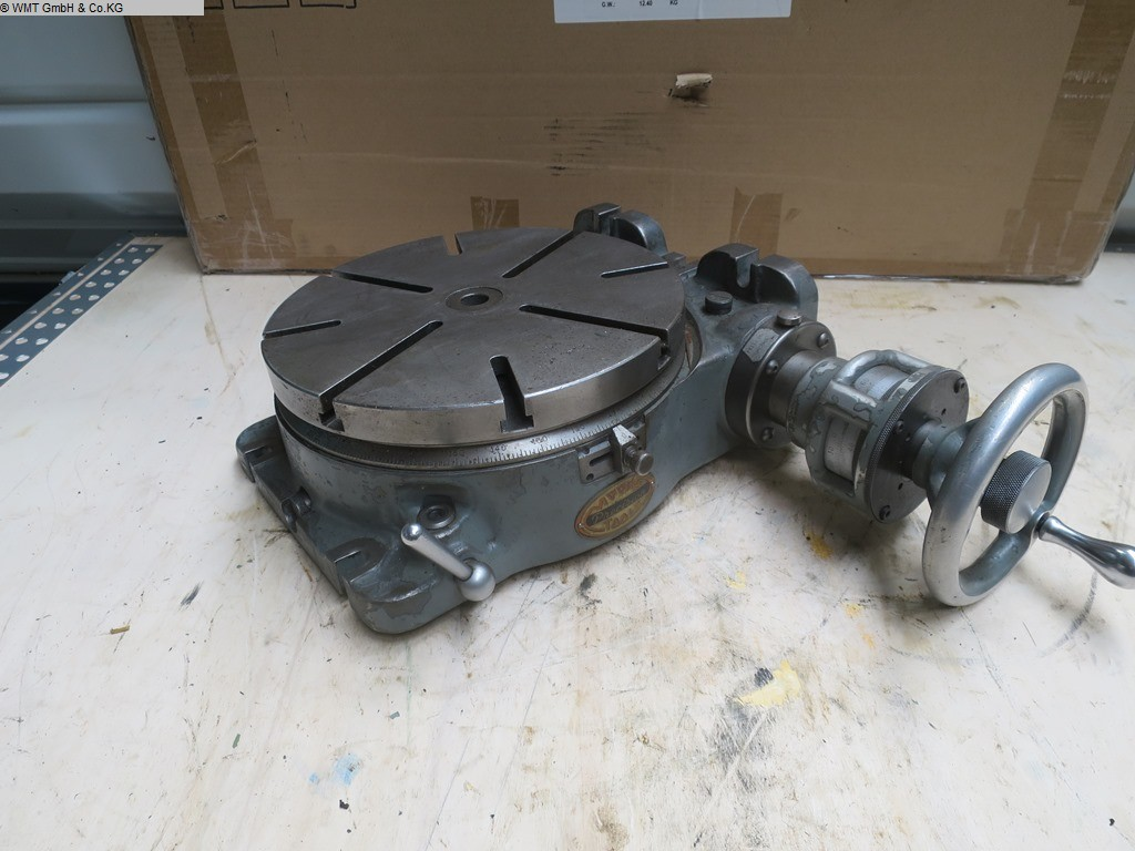 used Other accessories for machine tools Rotary Table MOORE PRECISION Rundteiltisch