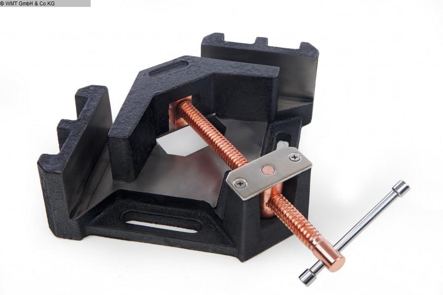 gebrauchte Maschinenzubehör etc. Schraubstock HBM KM 75