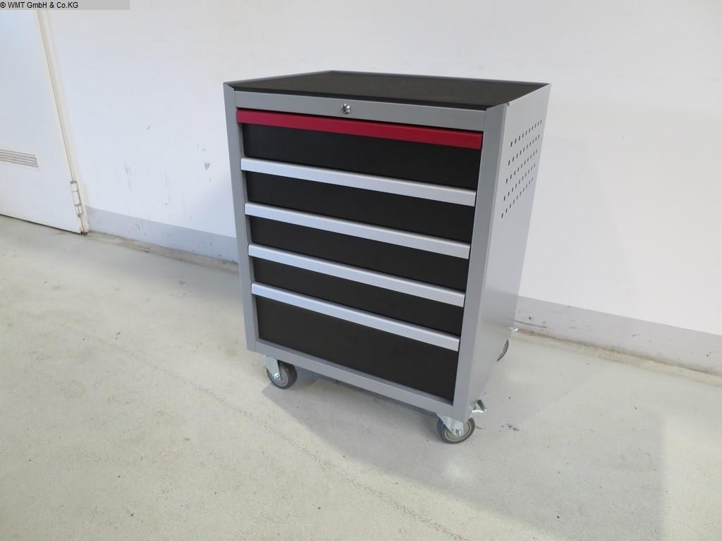 gebrauchte Werkstatteinrichtung / Betriebsausstattung Schubladenschränke WMT WMT 5/5 mobil