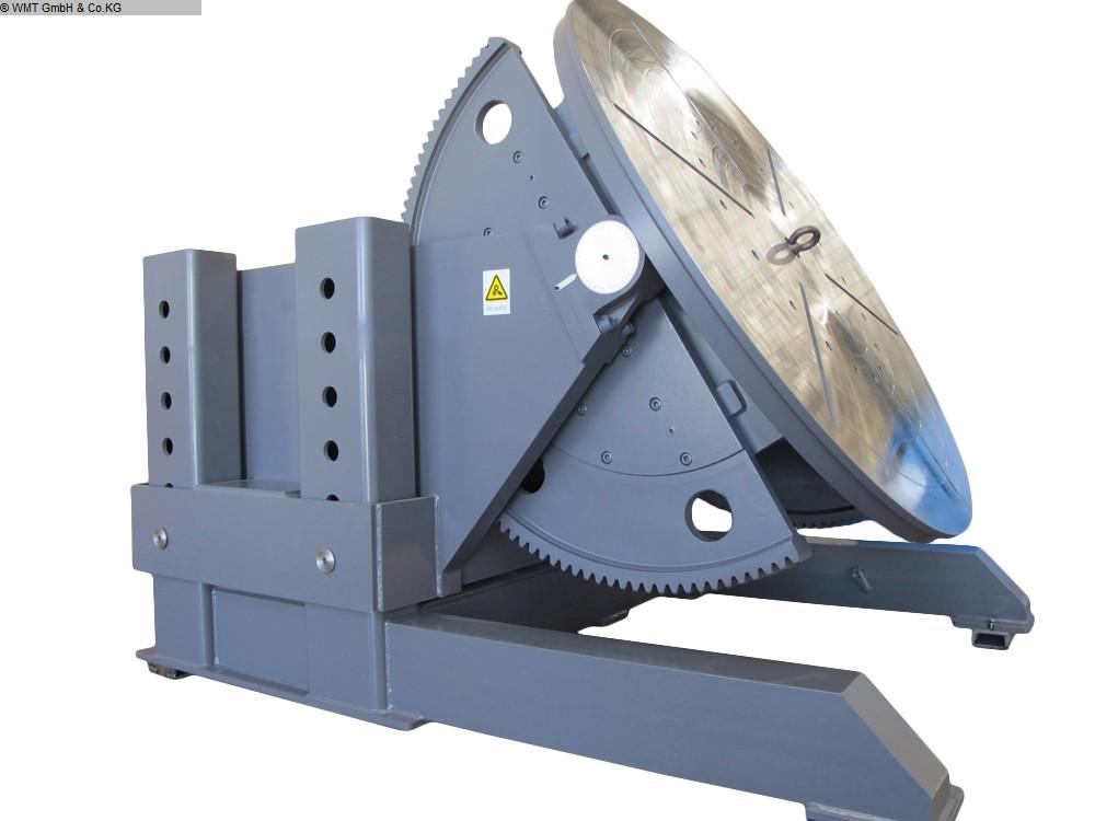 gebrauchte Schweißdrehtisch DUMETA D-HBE-100