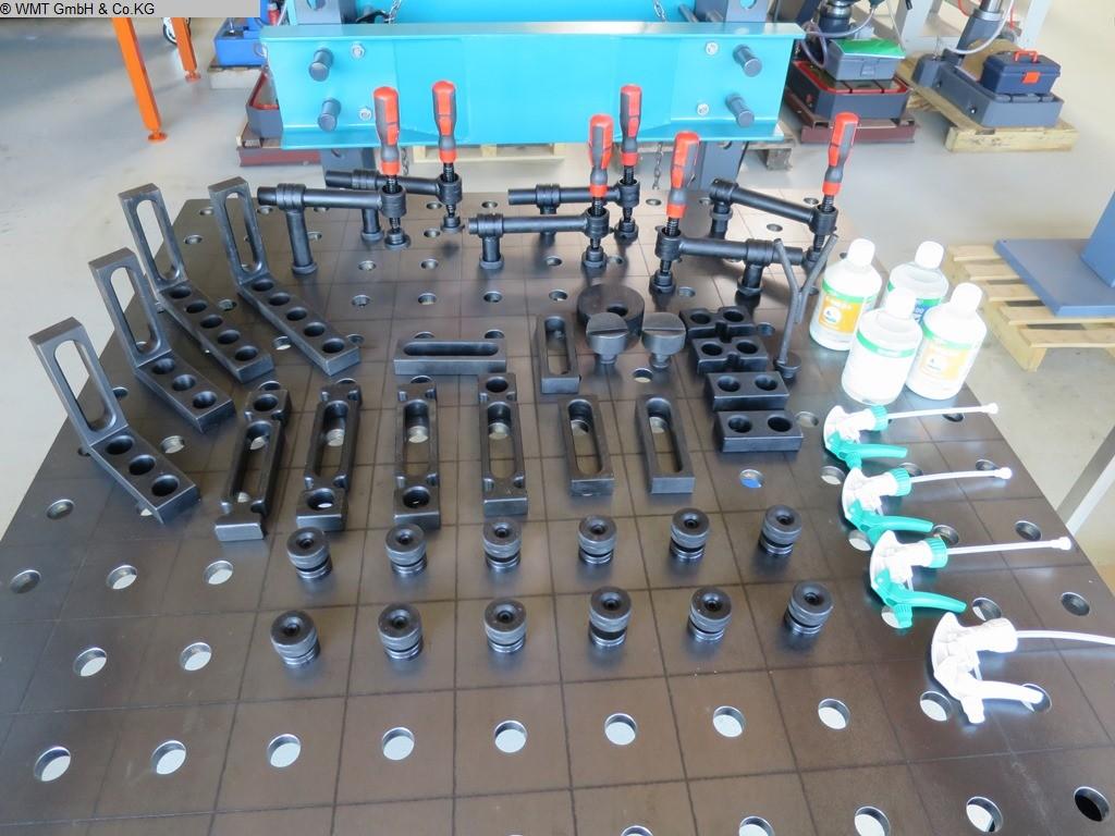 gebrauchte Schweißtisch-Zubehör WMT Basic-Set 3 - 42teilig