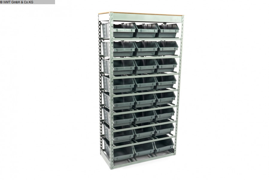 used Workshop equipment Shelving systems WMT Typ 24