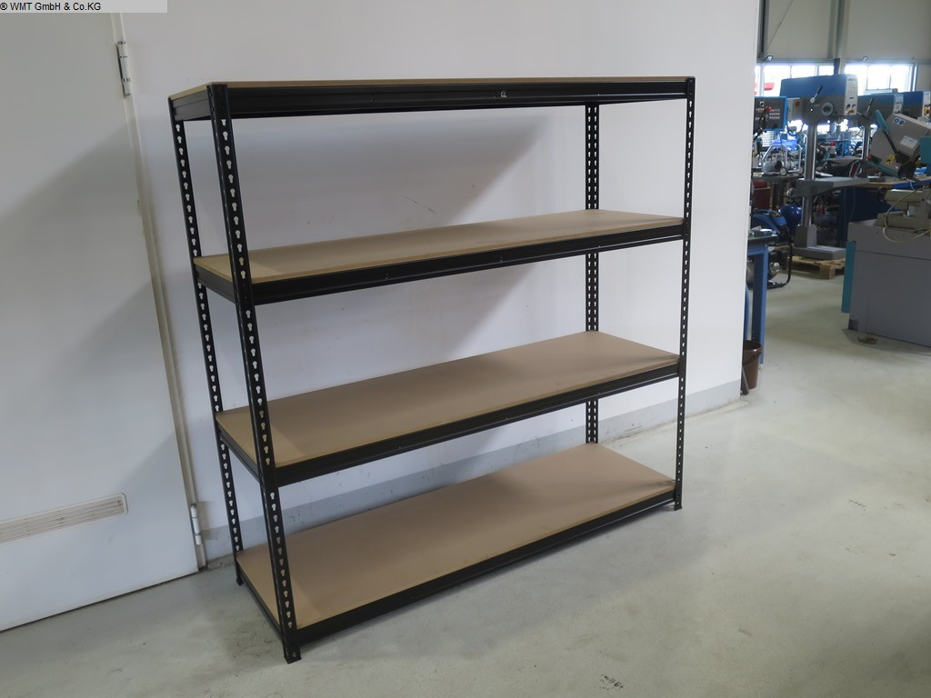 used Workshop equipment Shelving systems WMT Regal 1800x1800