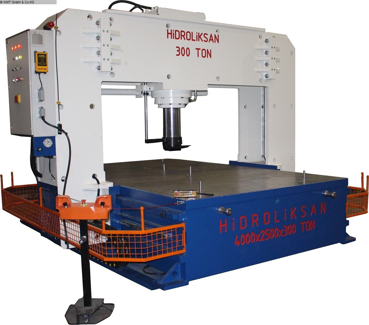 used Presses Straightening Press - Double Column HIDROLIKSAN HSPS 300