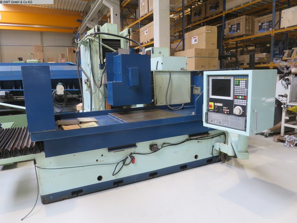 used Grinding machines Surface Grinding Machine ELB-SCHLIFF Microcut D12 UNICON