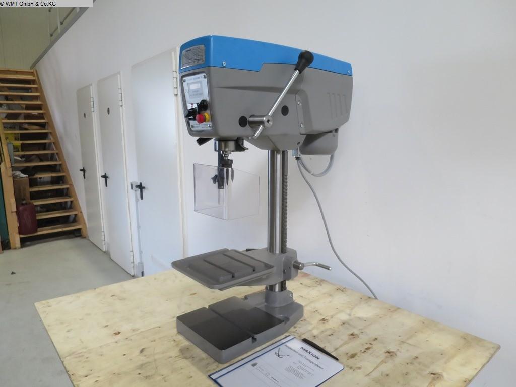 gebrauchte Bohrwerke / Bearbeitungszentren / Bohrmaschinen Tischbohrmaschine MAXION ECOMAX 14