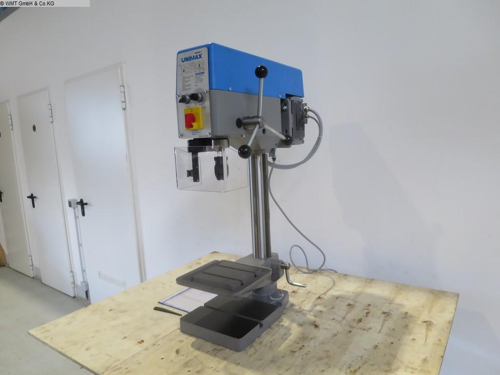 gebrauchte Bohrwerke / Bearbeitungszentren / Bohrmaschinen Tischbohrmaschine MAXION UNIMAX 1 Frequenz