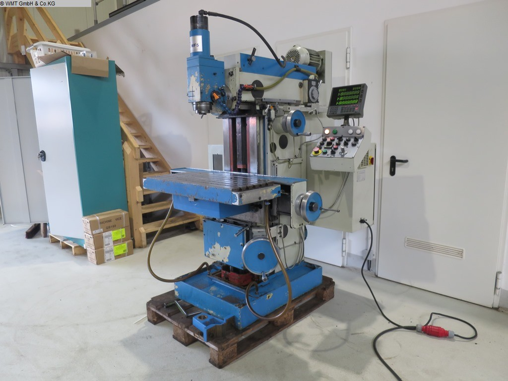 used Milling machines Tool Room Milling Machine - Universal KNUTH BF 5