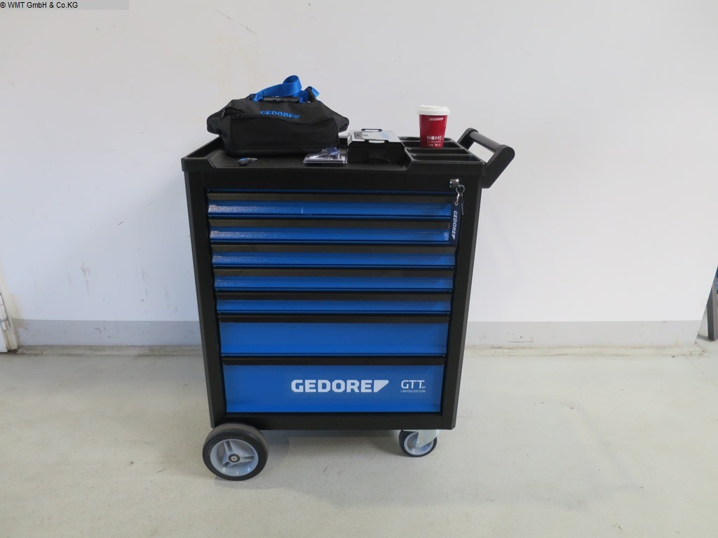 used Workshop equipment Tool trolleys GEDORE GTT BS-177