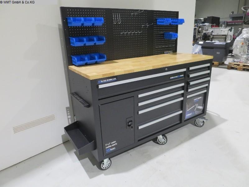 Equipo de taller usado Carros de herramientas WMT WMT 158
