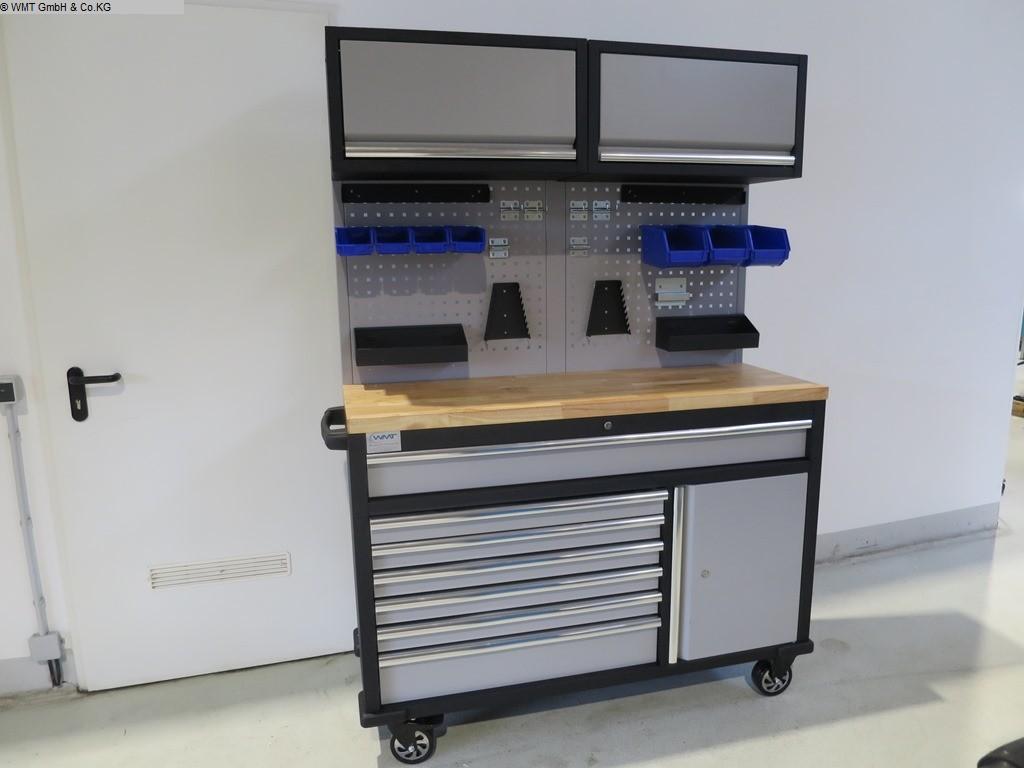 used Workshop equipment Tool trolleys WMT WMT 136