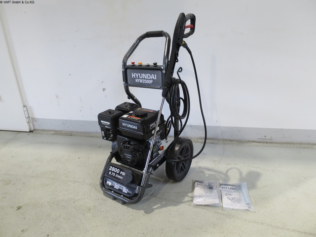 used Tools and industrial equipment Cleaning systems HYUNDAI HYW2500P