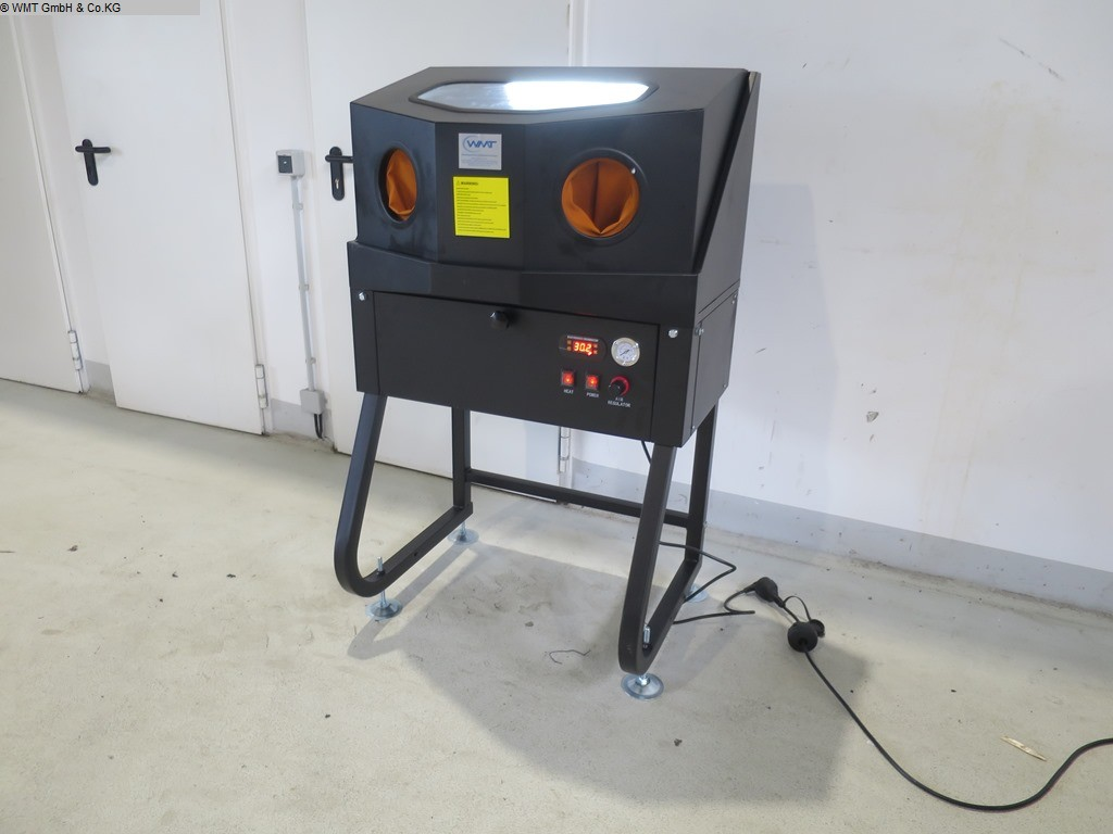 used Tools and industrial equipment Cleaning systems WMT Teilereiniger 50°