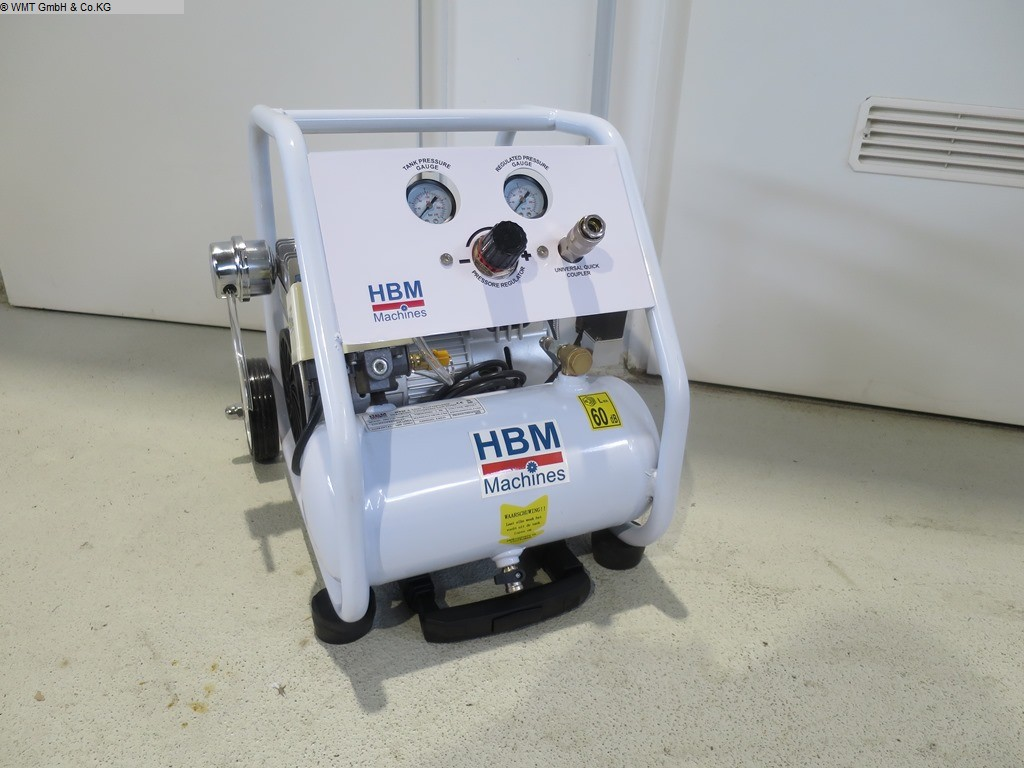 used Tools and industrial equipment Compressors HBM HBM 4