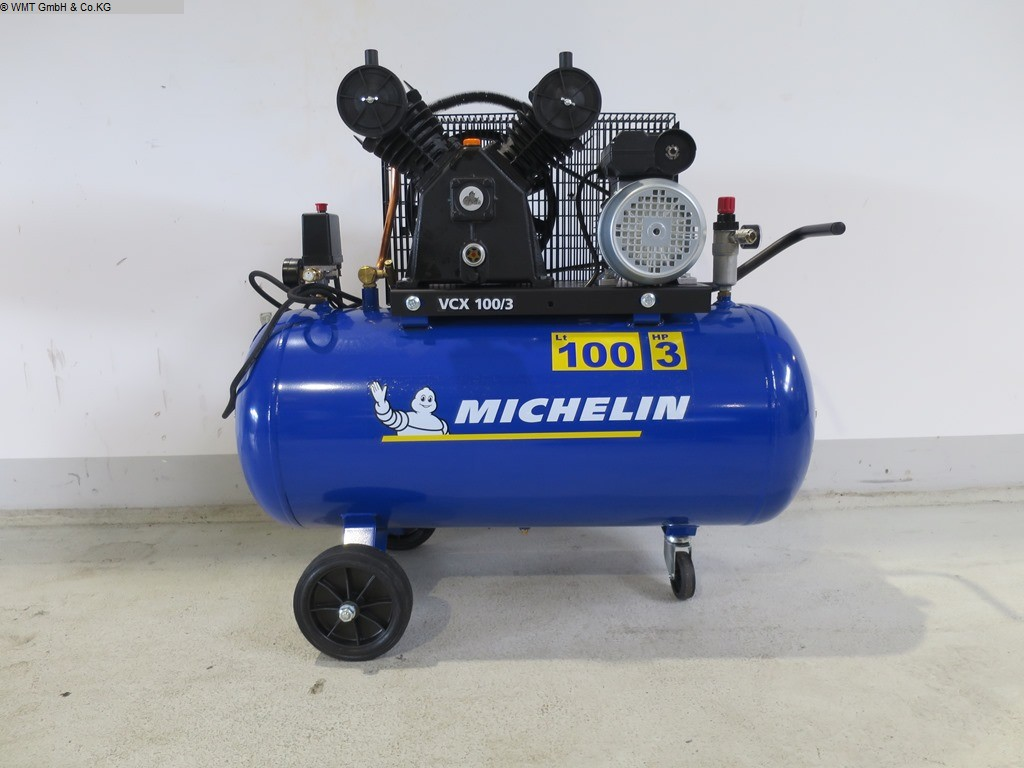 used Tools and industrial equipment Compressors MICHELIN VCX 100/3