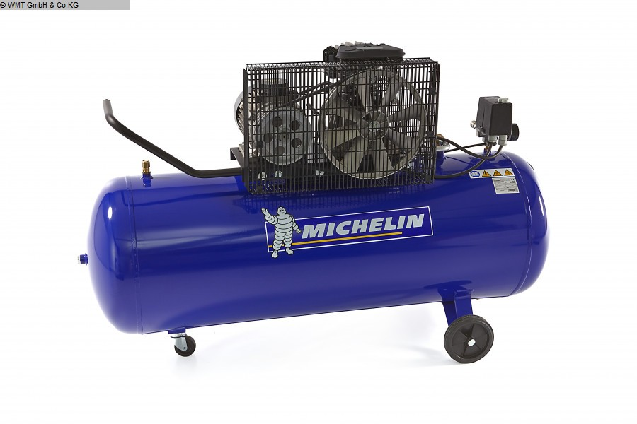 used Tools and industrial equipment Compressors MICHELIN VCX 200/3