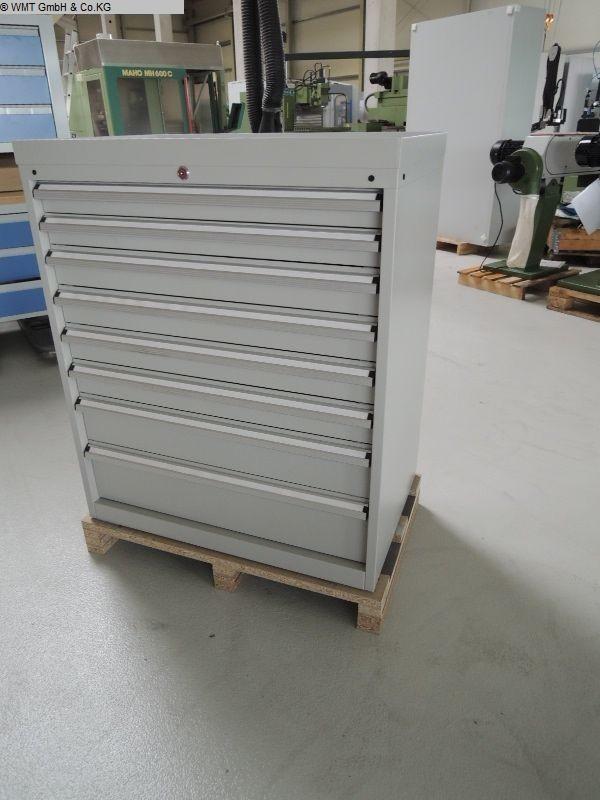 Herramientas y equipos industriales usados. Armarios de cajones WMT 8 - 88 / 100