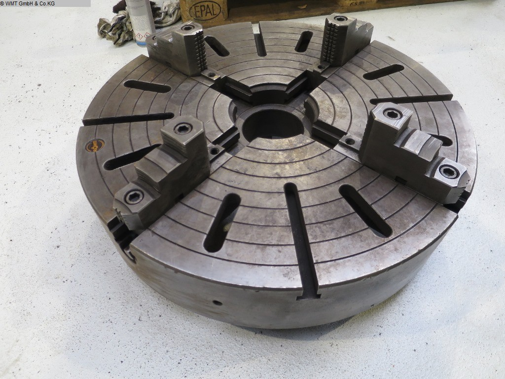 used Other accessories for machine tools Faceplate RÖHM 630