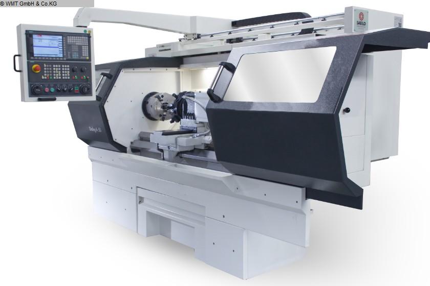 gebrauchte  Drehmaschine - zyklengesteuert SAEILO Dialog A-50