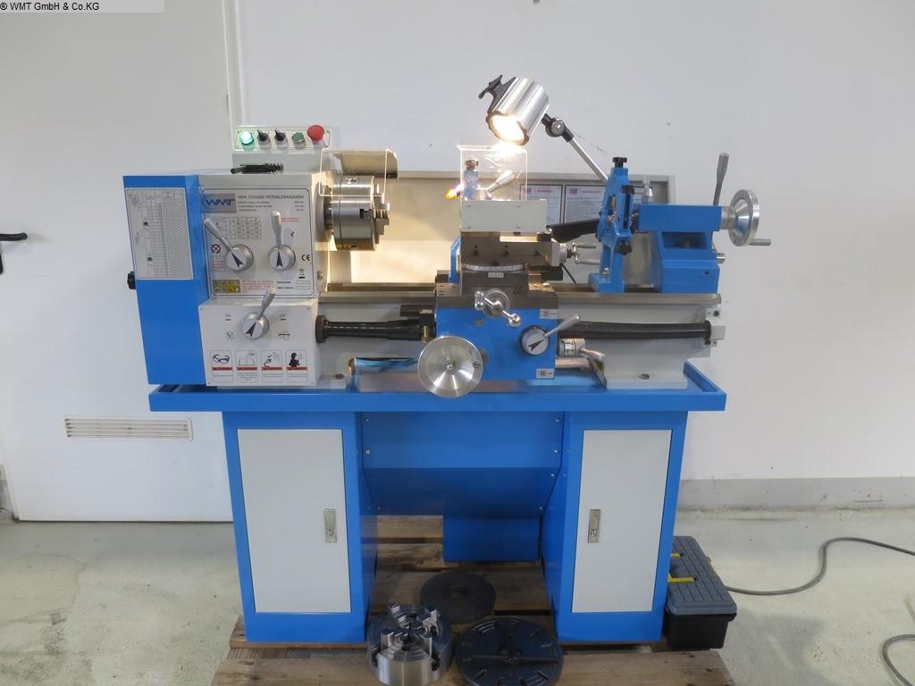 gebrauchte  Leit- und Zugspindeldrehmaschine HBM 330 x 600