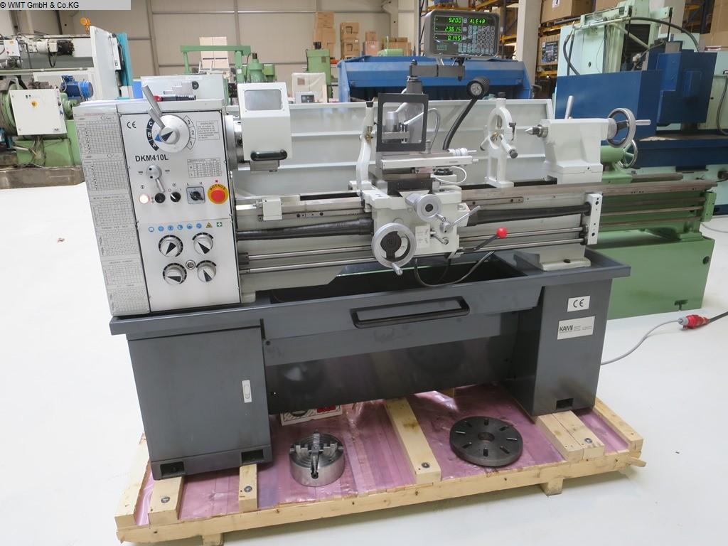 gebrauchte  Leit- und Zugspindeldrehmaschine KAMI DKM 410L