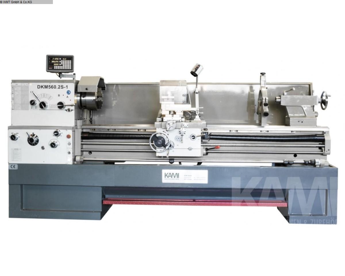 gebrauchte  Leit- und Zugspindeldrehmaschine KAMI DKM 560.2