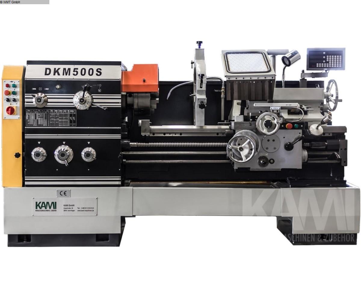 gebrauchte  Leit- und Zugspindeldrehmaschine KAMI DKM 500 S