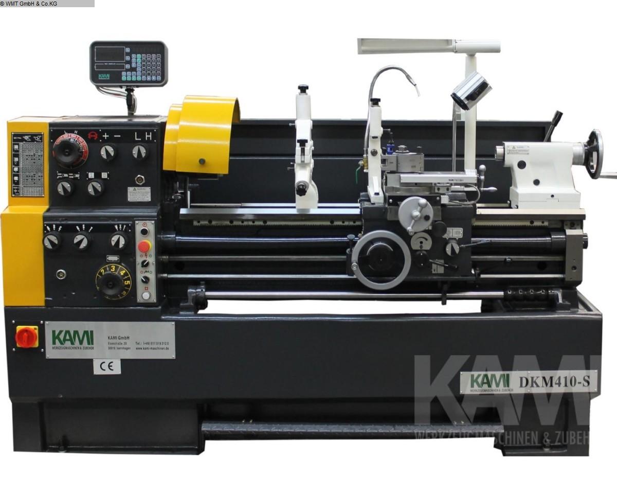 gebrauchte  Leit- und Zugspindeldrehmaschine KAMI DKM 410S x 750