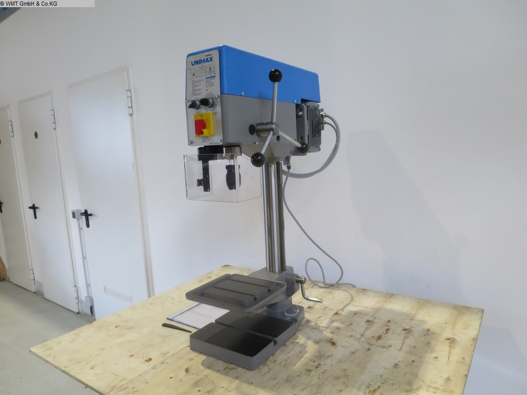 used  Bench Drilling Machine MAXION UNIMAX 1 Frequenz