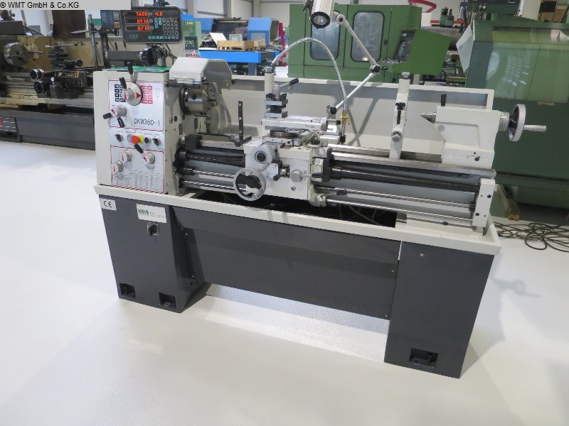 used  Center Lathe KAMI DKM 360-1