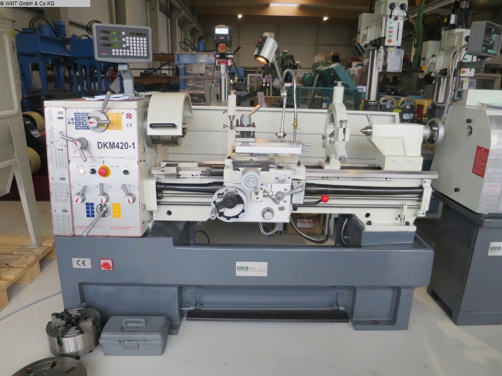 used  Center Lathe KAMI DKM 420