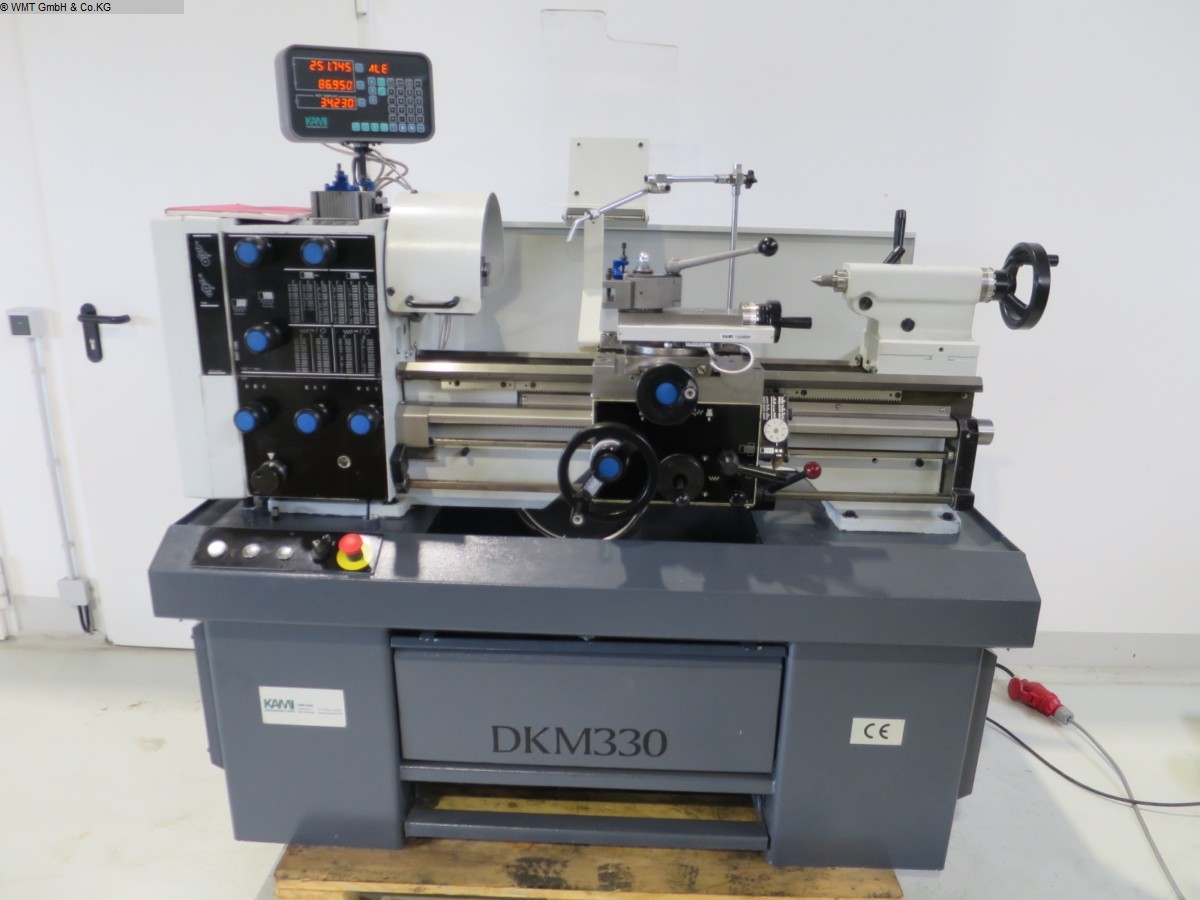 used  Center Lathe KAMI DKM 330