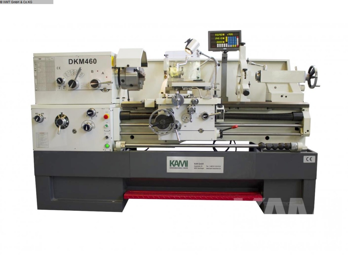 used  Center Lathe KAMI DKM 460