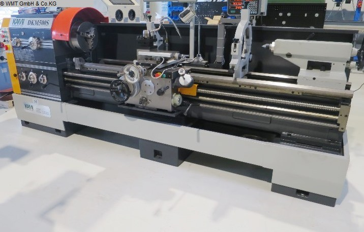 used  Center Lathe KAMI DKM 500 S