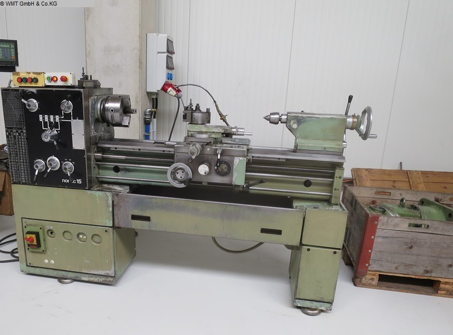 used  Center Lathe SOUTH BEND Nordic 15