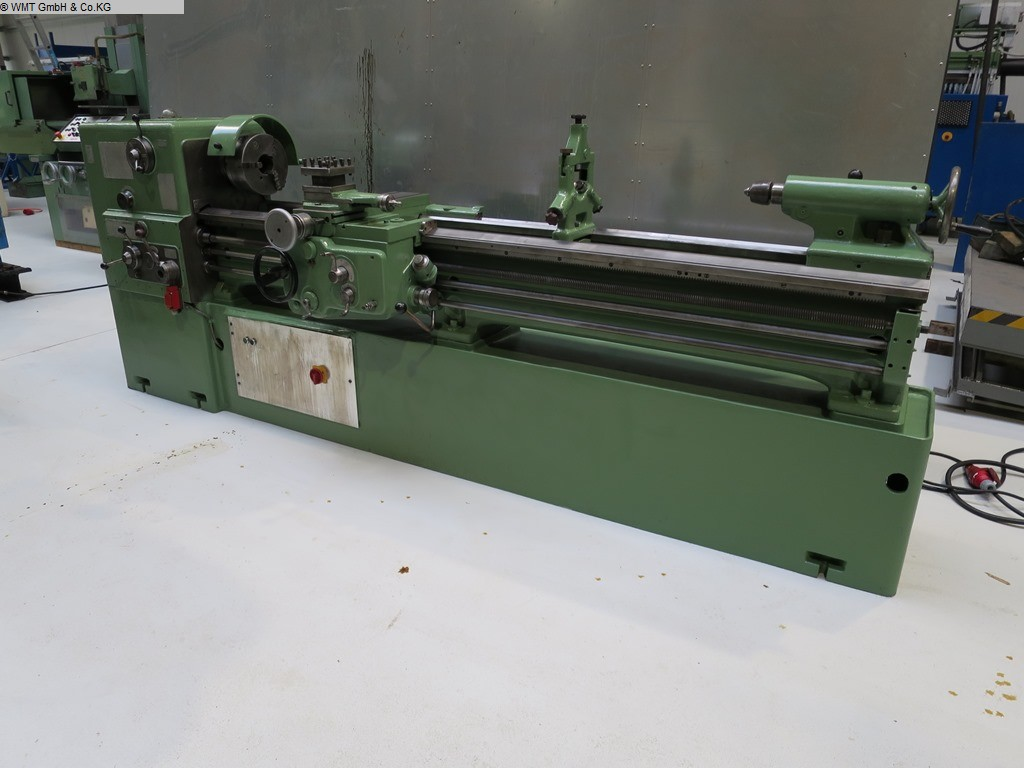 used  Center Lathe WMW DLZ 355 x 2000