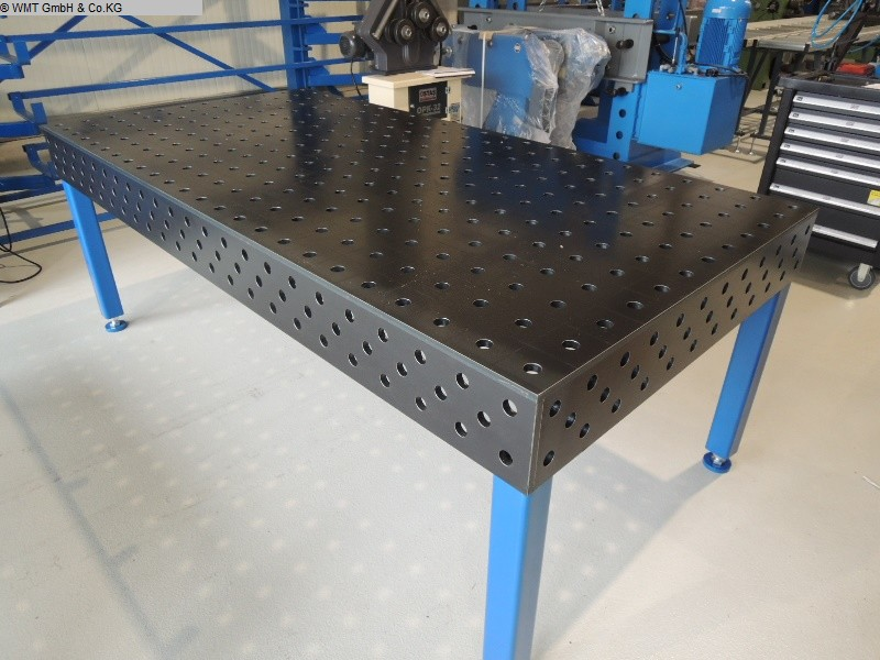 used Welding machines Welding Table WMT 2400x1200nitri