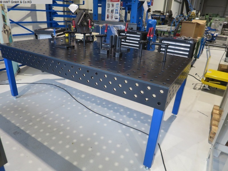 used Welding machines Welding Table WMT 3900x1900nitri