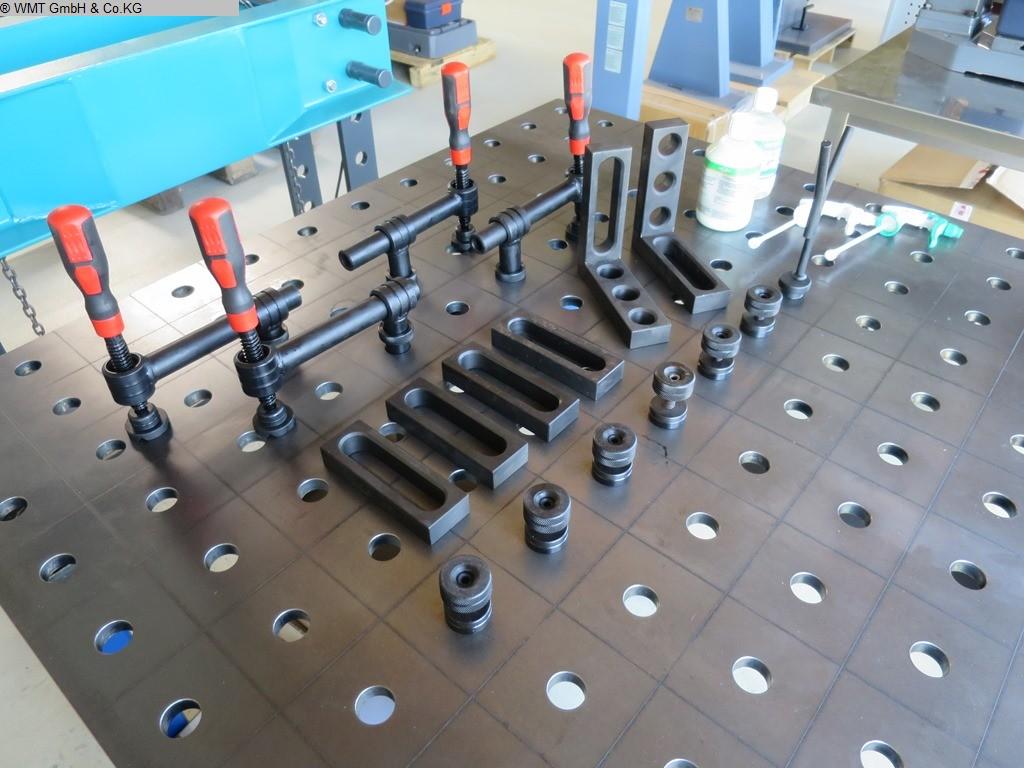 used Welding machines Welding table equipment WMT Basic-Set 1 - 19teilig