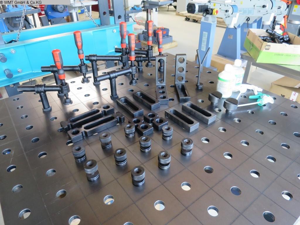 used Welding machines Welding table equipment WMT Basic-Set 2 - 31teilig