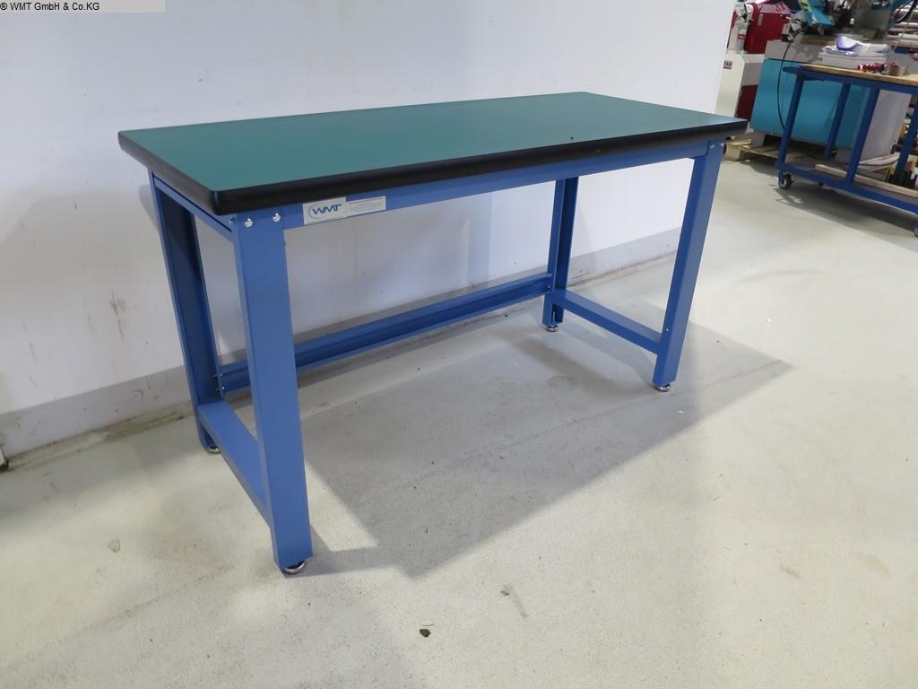 gebrauchte Werkstatteinrichtung / Betriebsausstattung Werkbänke WMT WMT 152