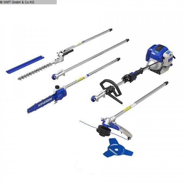 gebrauchte Werkstatteinrichtung / Betriebsausstattung Handwerkzeuge HYUNDAI 4-in-1 Freischneider
