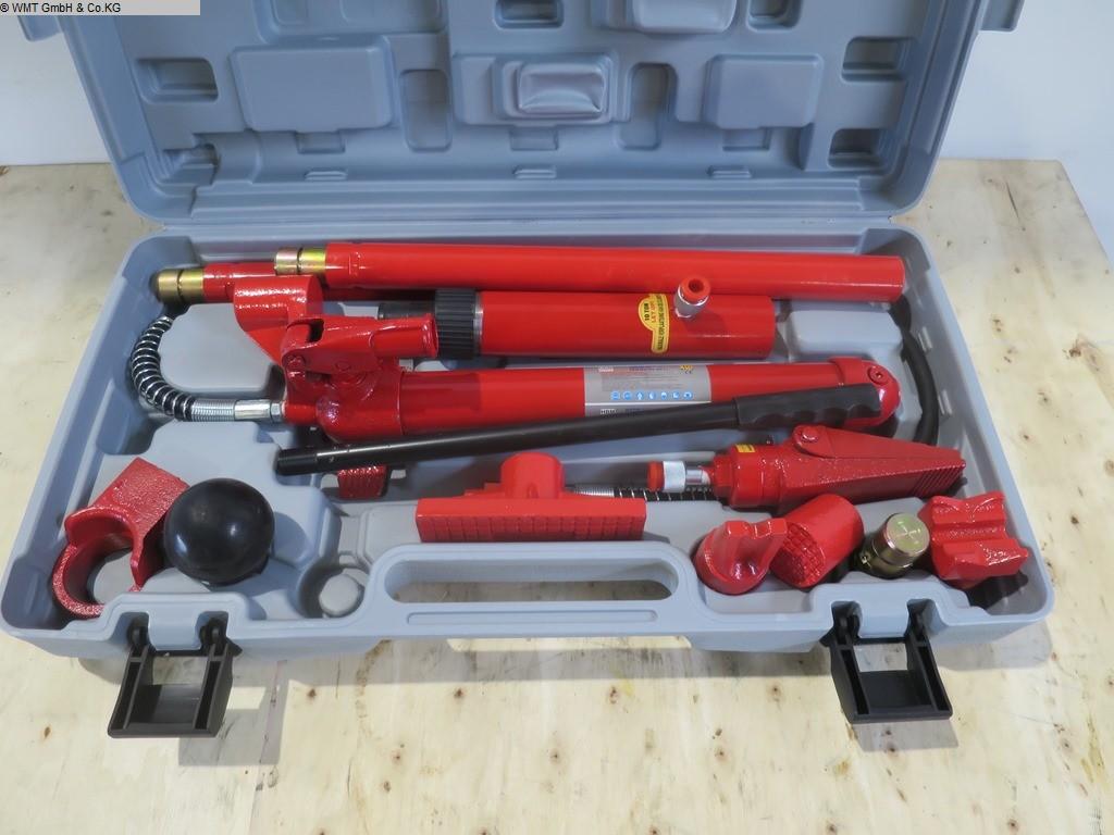 gebrauchte Werkstatteinrichtung / Betriebsausstattung Handwerkzeuge WMT Drueckset 10t