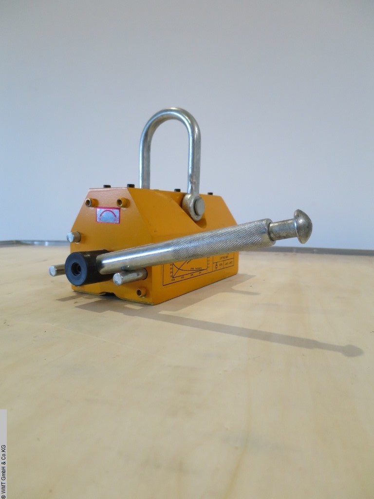 gebrauchte Werkstatteinrichtung / Betriebsausstattung Lasthebemagnete D-PML 1000