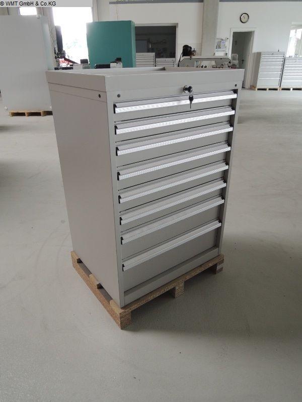 gebrauchte Werkstatteinrichtung / Betriebsausstattung Schubladenschränke WMT 8 - 72/100