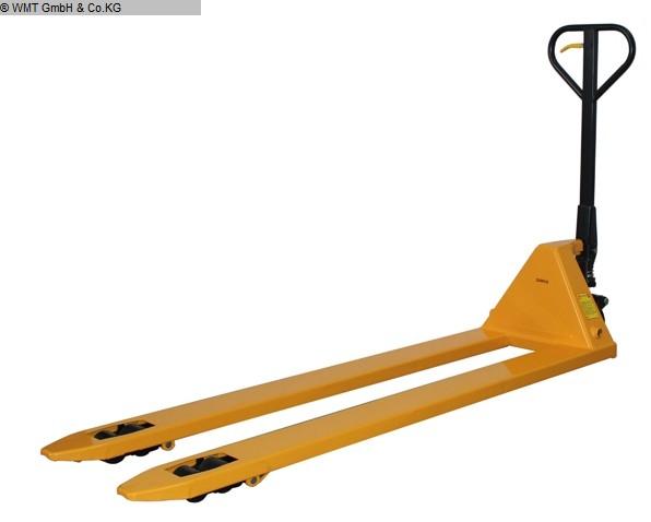 gebrauchte Werkzeuge und Industriebedarf Gabelhubwagen Hand WMT OSE 2,0t - 1800